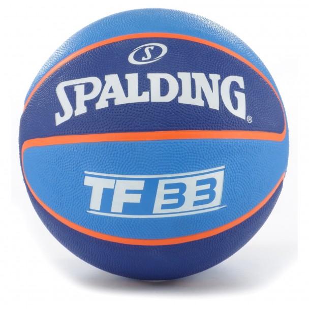 Баскетболна топка Spalding, 73-932Z NBA TF-33, размер 7