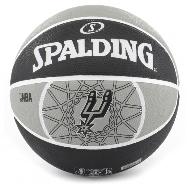 Баскетболна топка Spalding, 83-163Z S.A. SPURS, размер 7