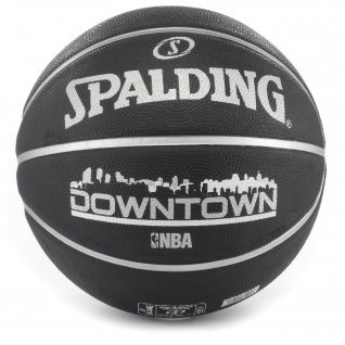 Basketball Spalding, 83-205Z DOWNTOWN, size 7