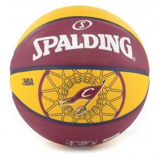 Basketball Spalding, 83-218Z CLEVELAND CAVALIERS, size 7