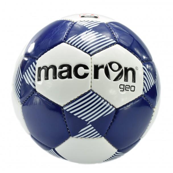 Футболна топка Macron, GEO NAVY, размер 5