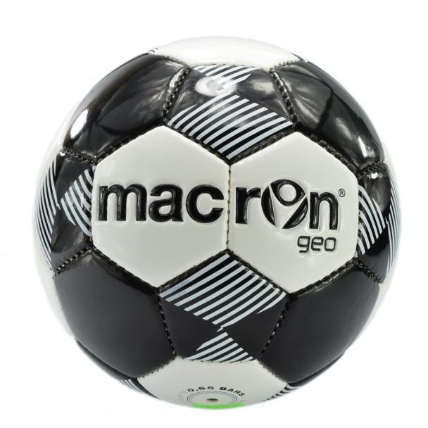 Футболна топка Macron, GEO BLACK, размер 5