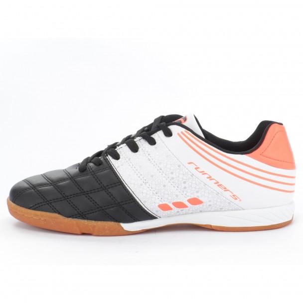 Мъжки футболни обувки Runners, RNS-151-9182, черен