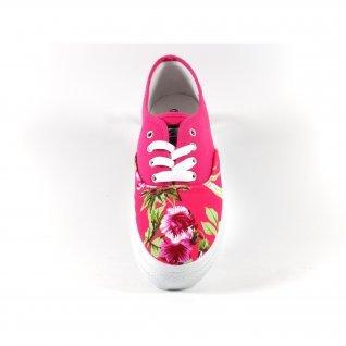 Woman sneakers Runners, RNS-151-395, fuchsia