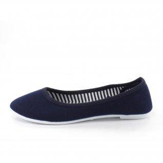 Woman sneakers Runners, RNS-162-1015, blue