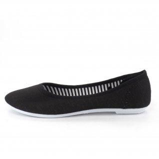 Woman sneakers Runners, RNS-162-1015, black