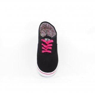 Woman sneakers Runners, RNS-162-218, black