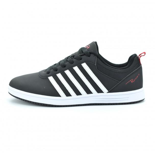 Мъжки спортни обувки Runners, RNS-162-1542, черен