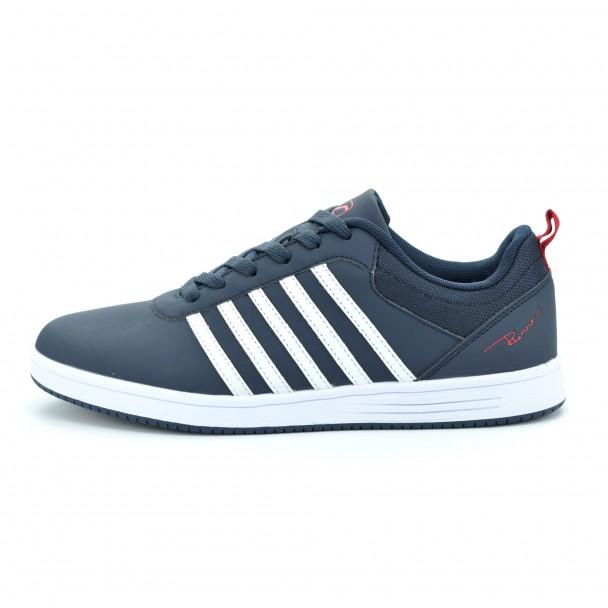 Мъжки спортни обувки Runners, RNS-162-1542, син