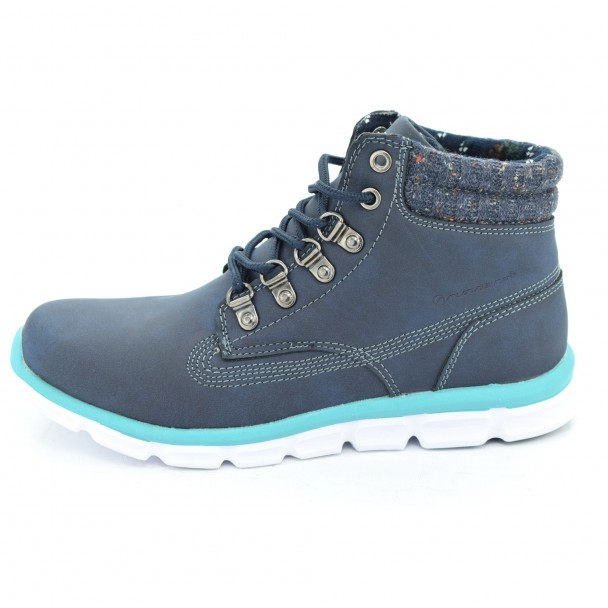 Woman boots Runners, RNS-162-322, blue