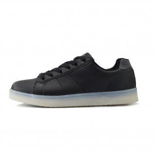 Men running shoes Runners, HK-16003, black