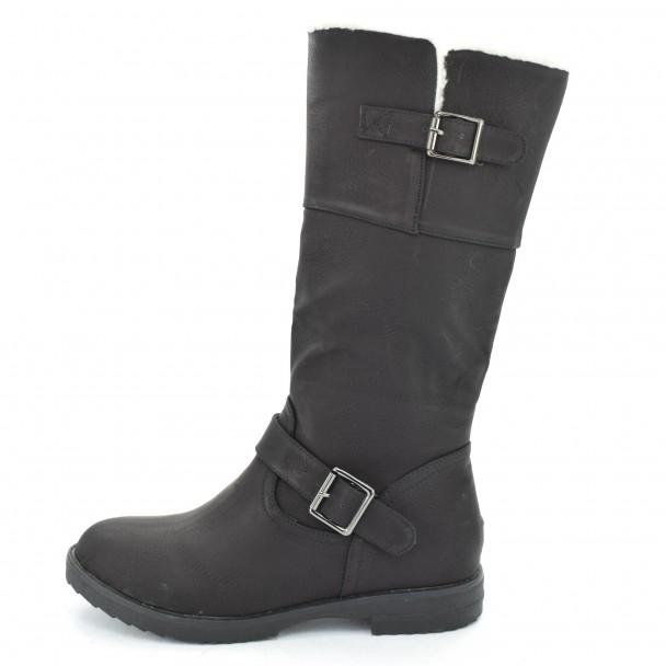 Woman boots Iniq, 9950-9, black