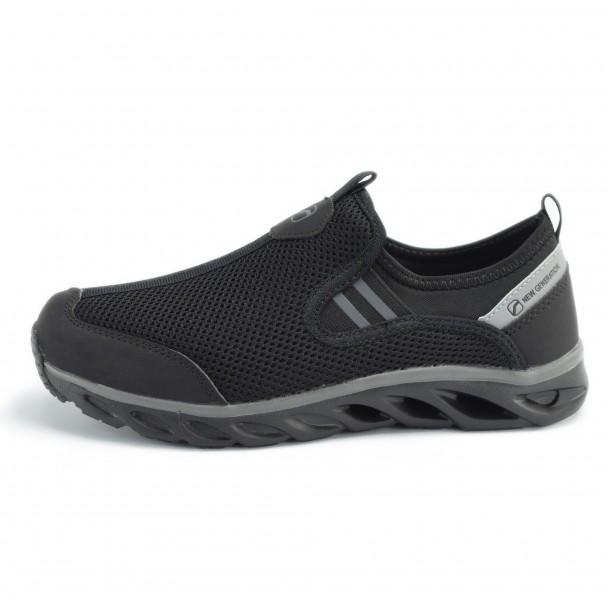 Дамски маратонки Runners, RNS-171-1405, черен