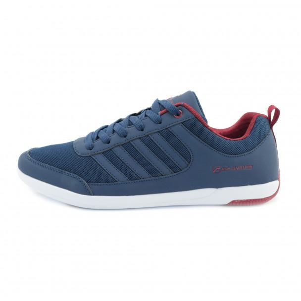 Мъжки спортни обувки Runners, RNS-171-1024, син