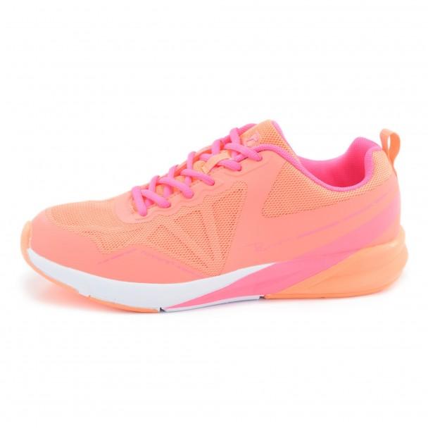 Дамски маратонки Runners, RNS-171-2137, оранжев