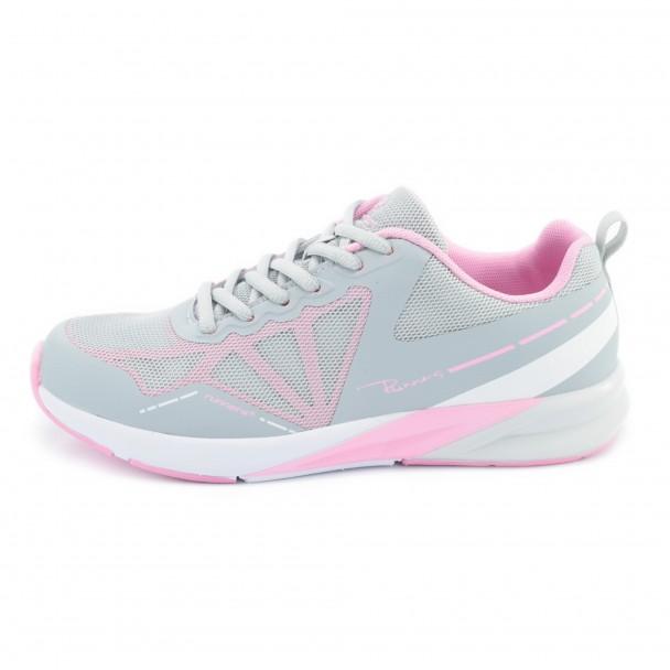 Дамски маратонки Runners, RNS-171-2137, сив