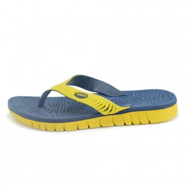 Kids flip flops Runners, RNS-171-14509, yellow