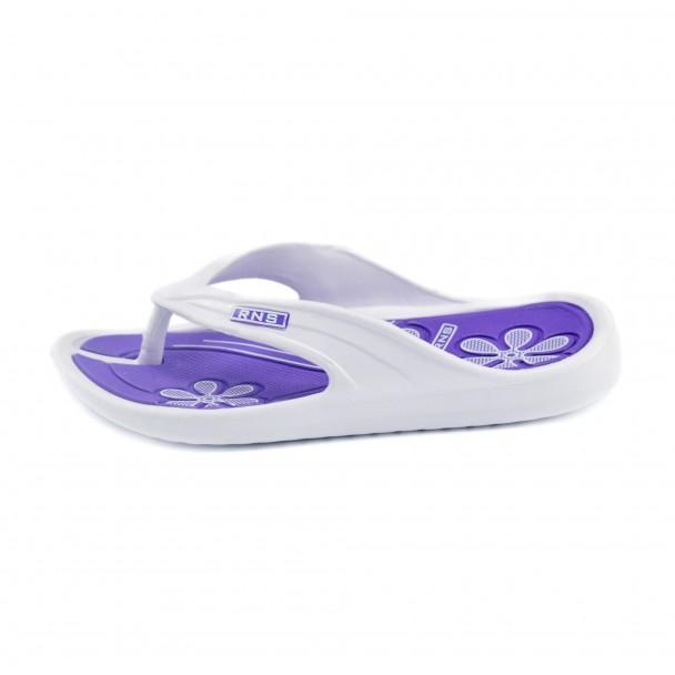 Kids flip flops Runners, RNS-171-14485, white