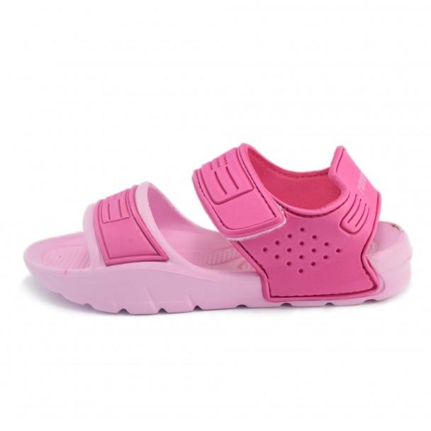 Kids flip flops Runners, RNS-171-15242, pink