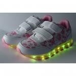 Детски светещи маратонки Runners, RNS-171-16187, розов