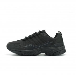 Men running shoes Runners, RNS-172-16323, black