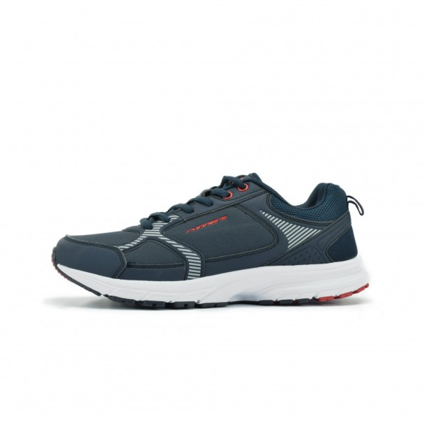 Мъжки маратонки Runners, RNS-172-16324, син