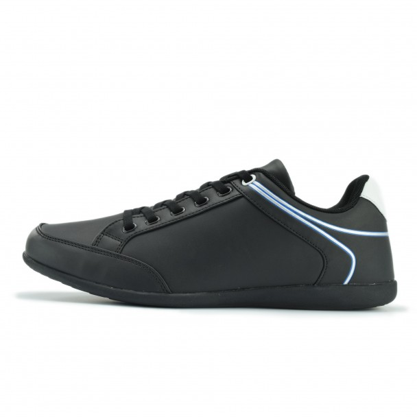 Men lifestyle shoes Runners, RNS-172-16112, black