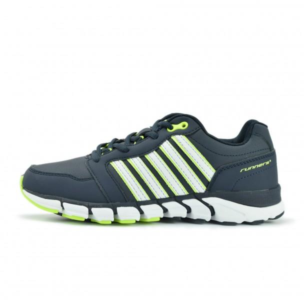 Юношески маратонки Runners, RNS-172-15122, син