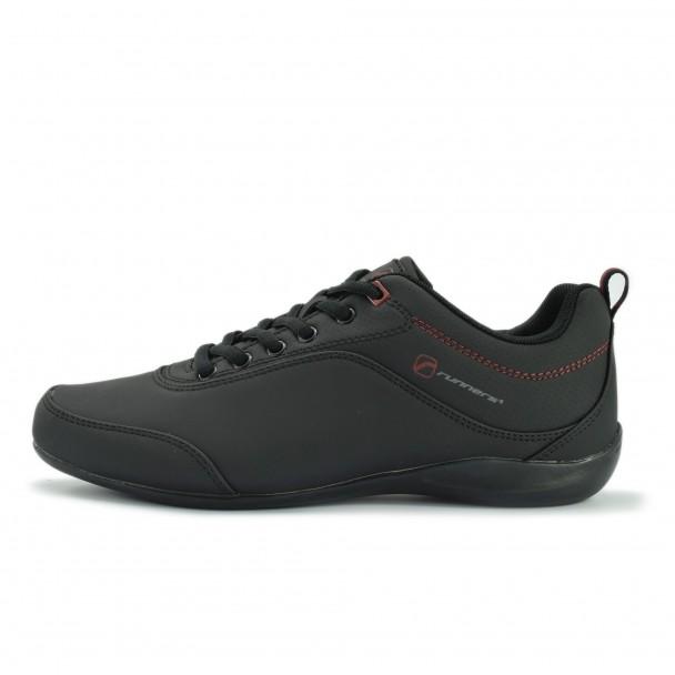 Юношески спортни обувки Runners, RNS-172-1658, черен