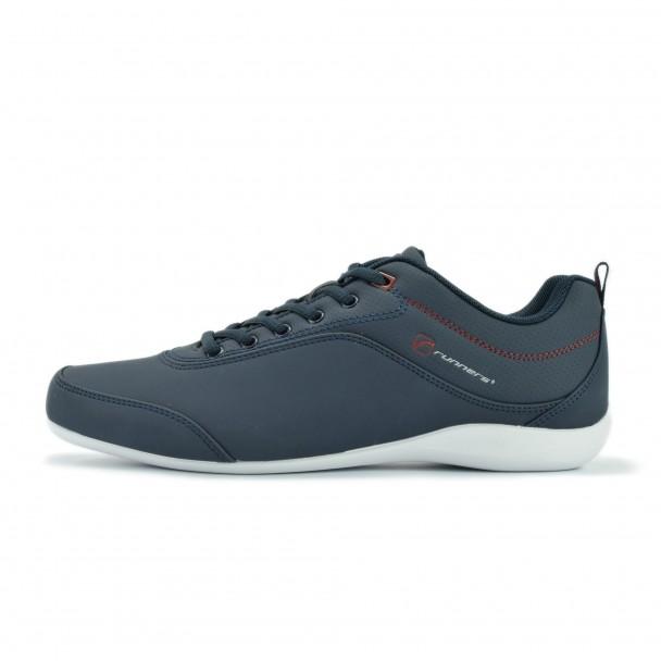 Мъжки спортни обувки Runners, RNS-172-1658, син
