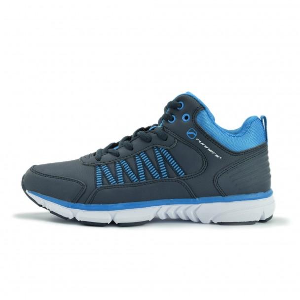 Дамски маратонки Runners, RNS-172-2104, син