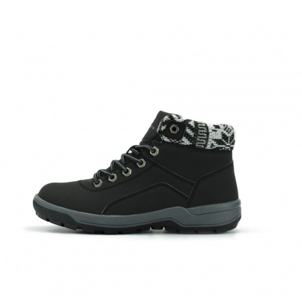 Woman boots Runners, HSL 16788, black