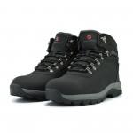 Men boots Runners, HSM 15708, black
