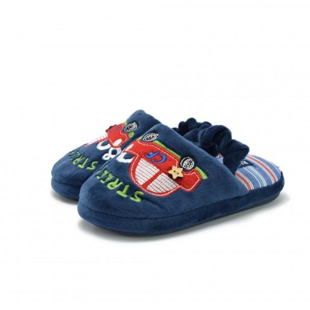 Детски пантофи Runners, SC-1601173, син
