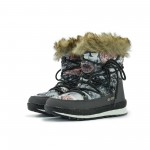 Kids snow boots Runners, RNS-172-C1924, grey
