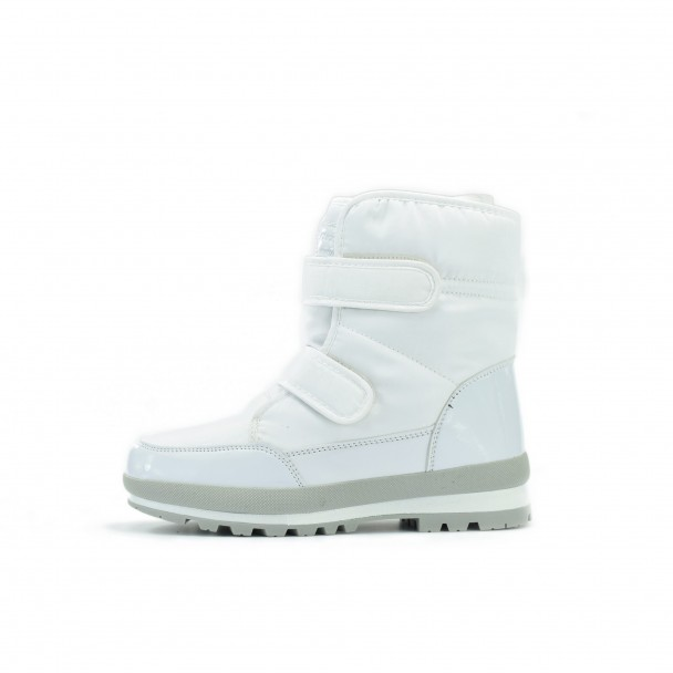 Woman snow boots Runners, RNS-172-1907, white