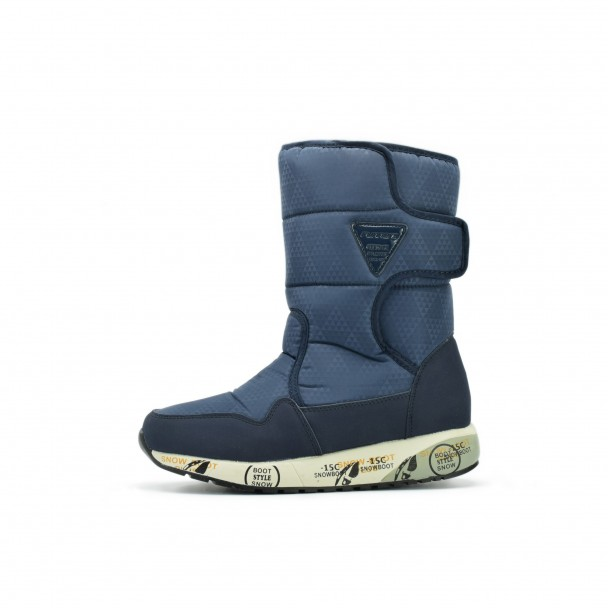 Woman snow boots Runners, RNS-172-1913, navy