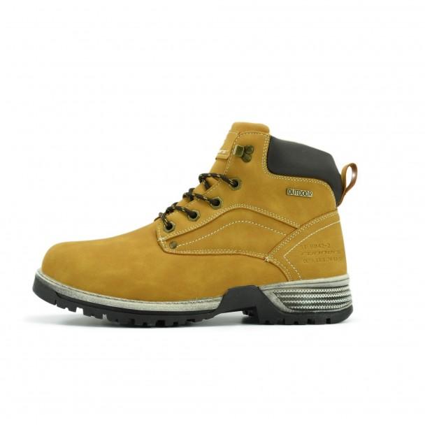Men boots Runners, 1610097, camel