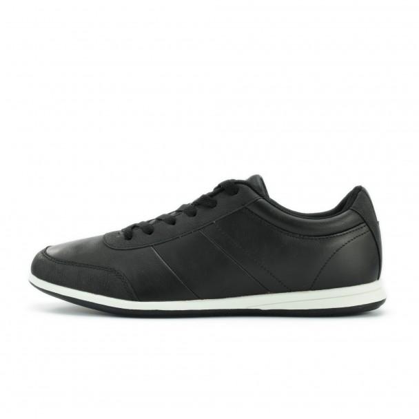Men running shoes Runners, RNS-172-16537, black