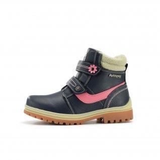 Kids boots Runners, RNS-172-6295, navy