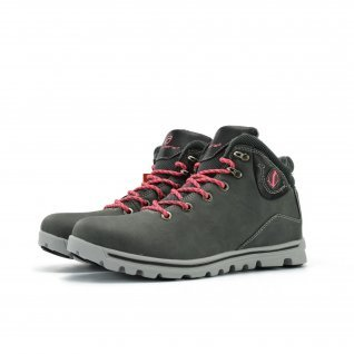 Woman boots Runners, RNS-172-6141, grey