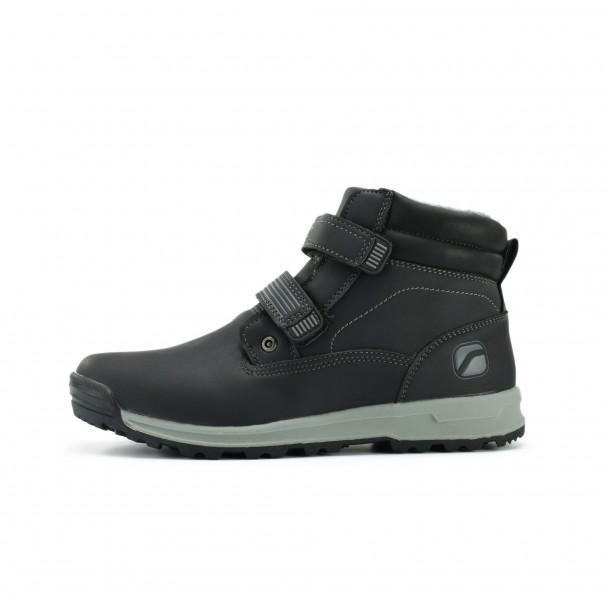 Junior boots Runners, RNS-172-816, black