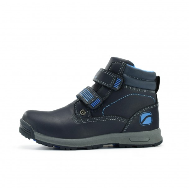 Kids boots Runners, RNS-172-816, navy