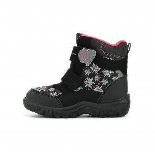 Kids snow boots Runners, RNS-172-2522, black