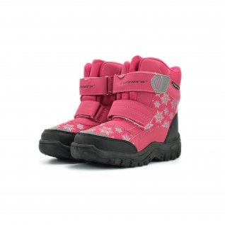 Kids snow boots Runners, RNS-172-2522, fuschia