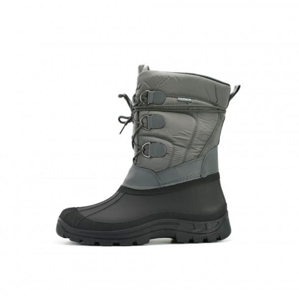 Men snow boots Runners, RNS-172-66036, grey