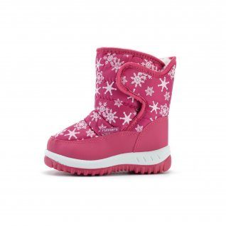 Kids snow boots Runners, RNS-172-66050, fuxia