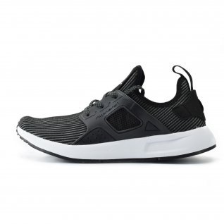 Men running shoes Runners, RNS-181-17163, black