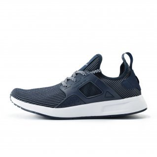 Men running shoes Runners, RNS-181-17163, navy