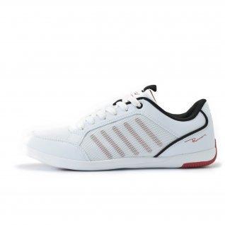 Men sport shoes Runners, RNS-181-365368, white